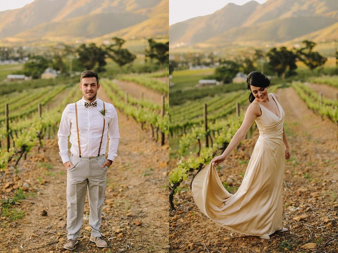 La Petit Ferme Wedding
