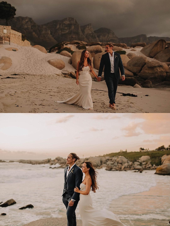 Cape Town Elopement Wedding